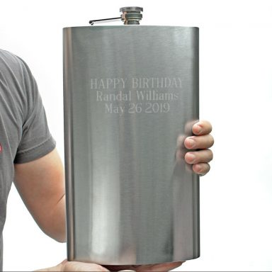 Huge Flask for drinking alcohol gifterworld