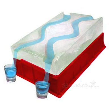 St. Patrick's Day Gifts Party Ice Luge Gifter World