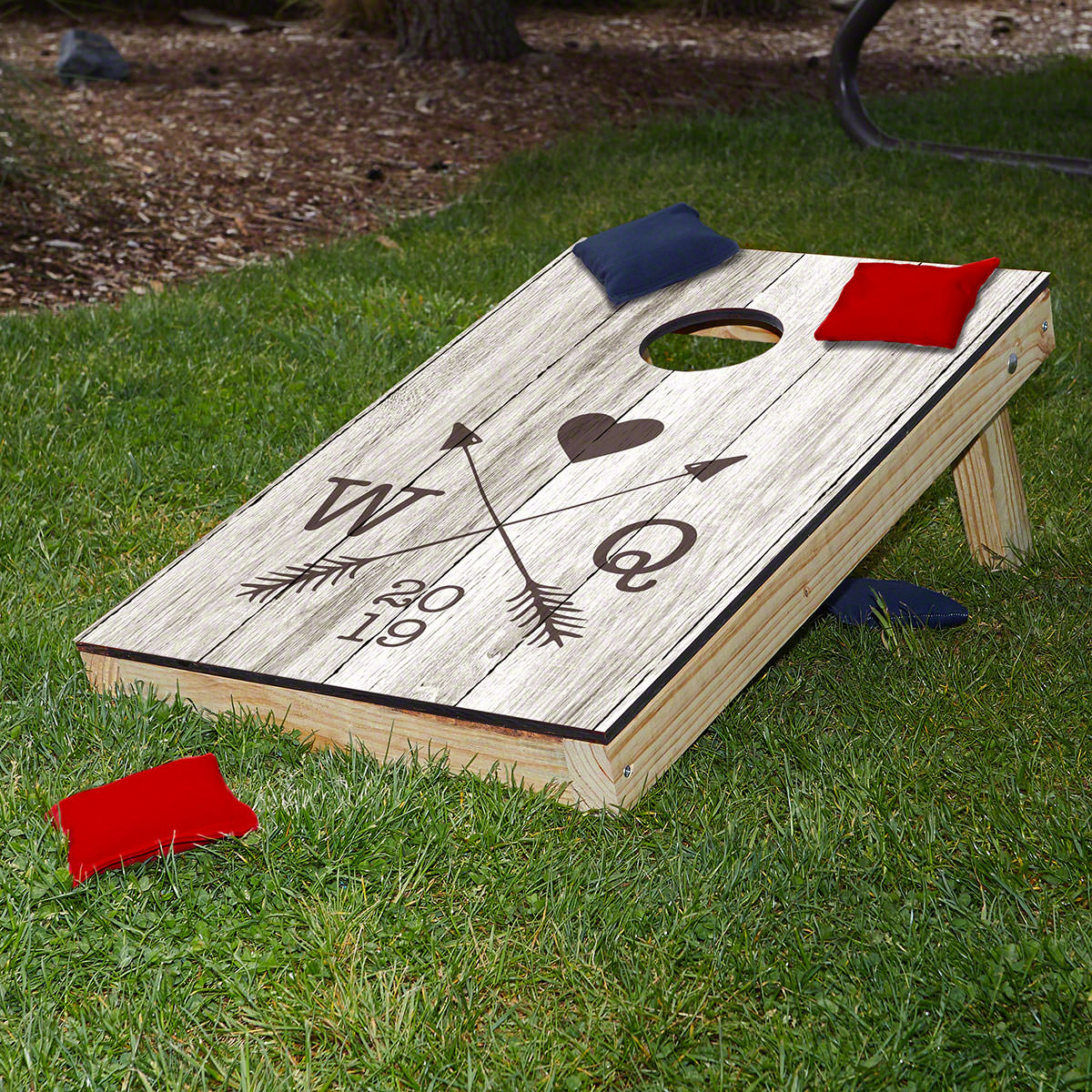 Personalized Corn Hole Game Gifter World