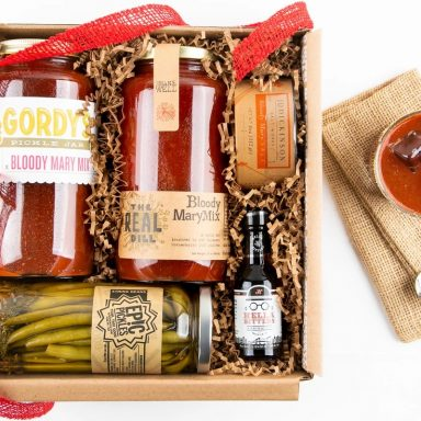 Bloody Mary Gift Basket Crate Gifter World