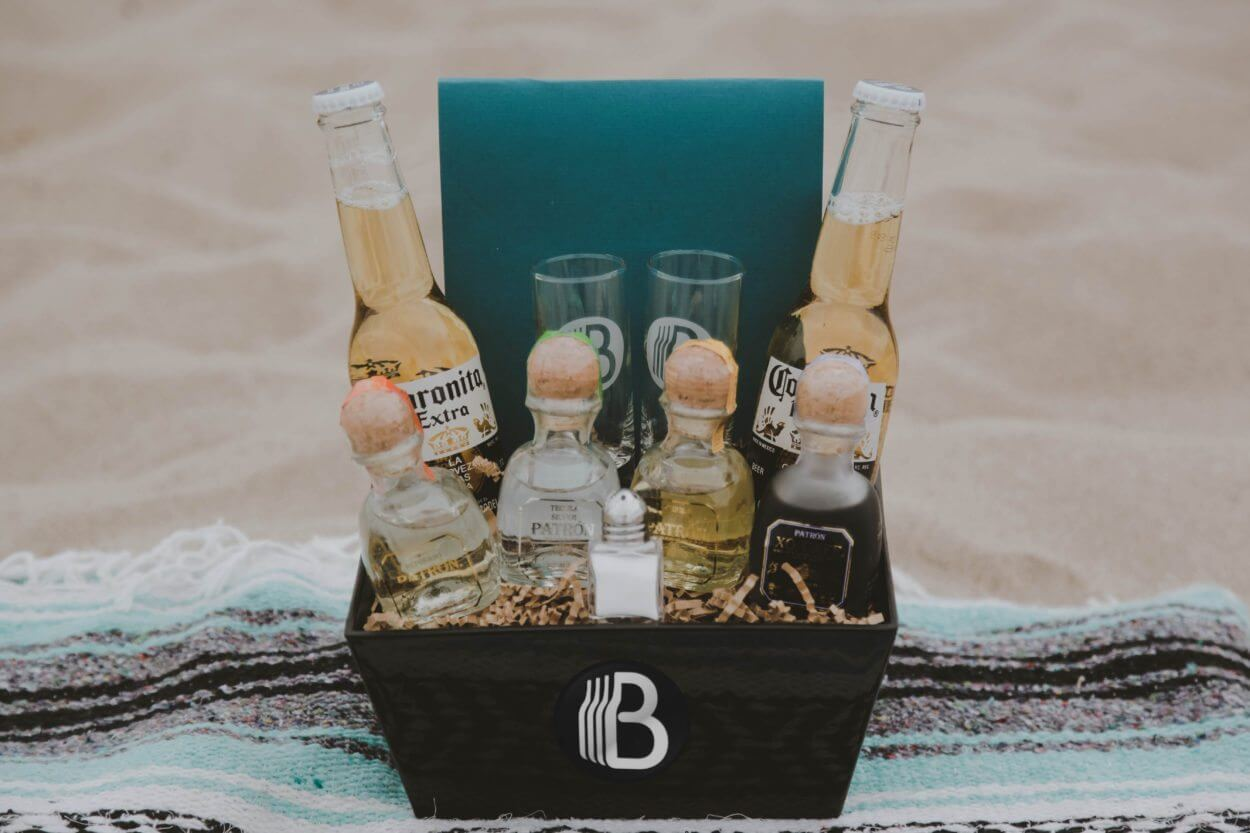 Tequila Tasting Basket Gifter World