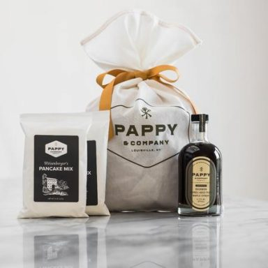 Pappy Barrel Aged Bourbon Syrup and Pancake Mix by Gifter World