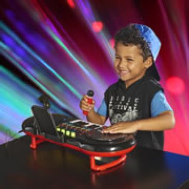 Aspiring DJ Station for Kids Gifter World