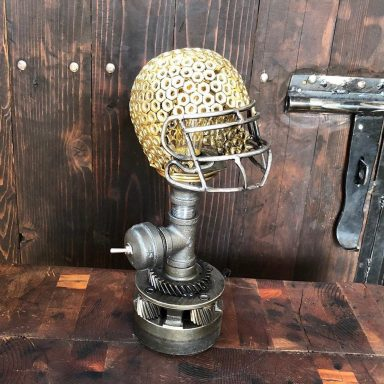 Football Helmet Lamp from Gifter World