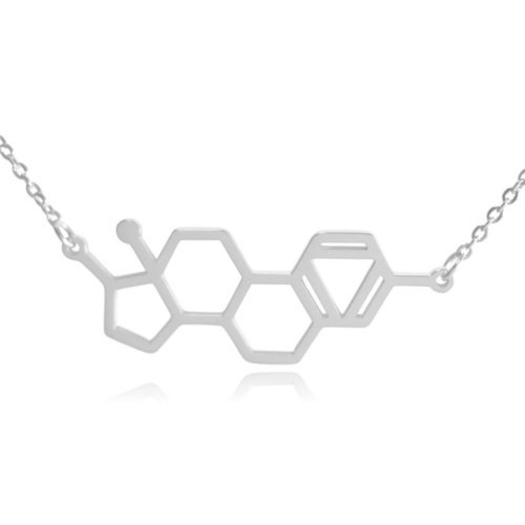 Molecule Jewelry for Gifts for Engineering Students by Gifter World