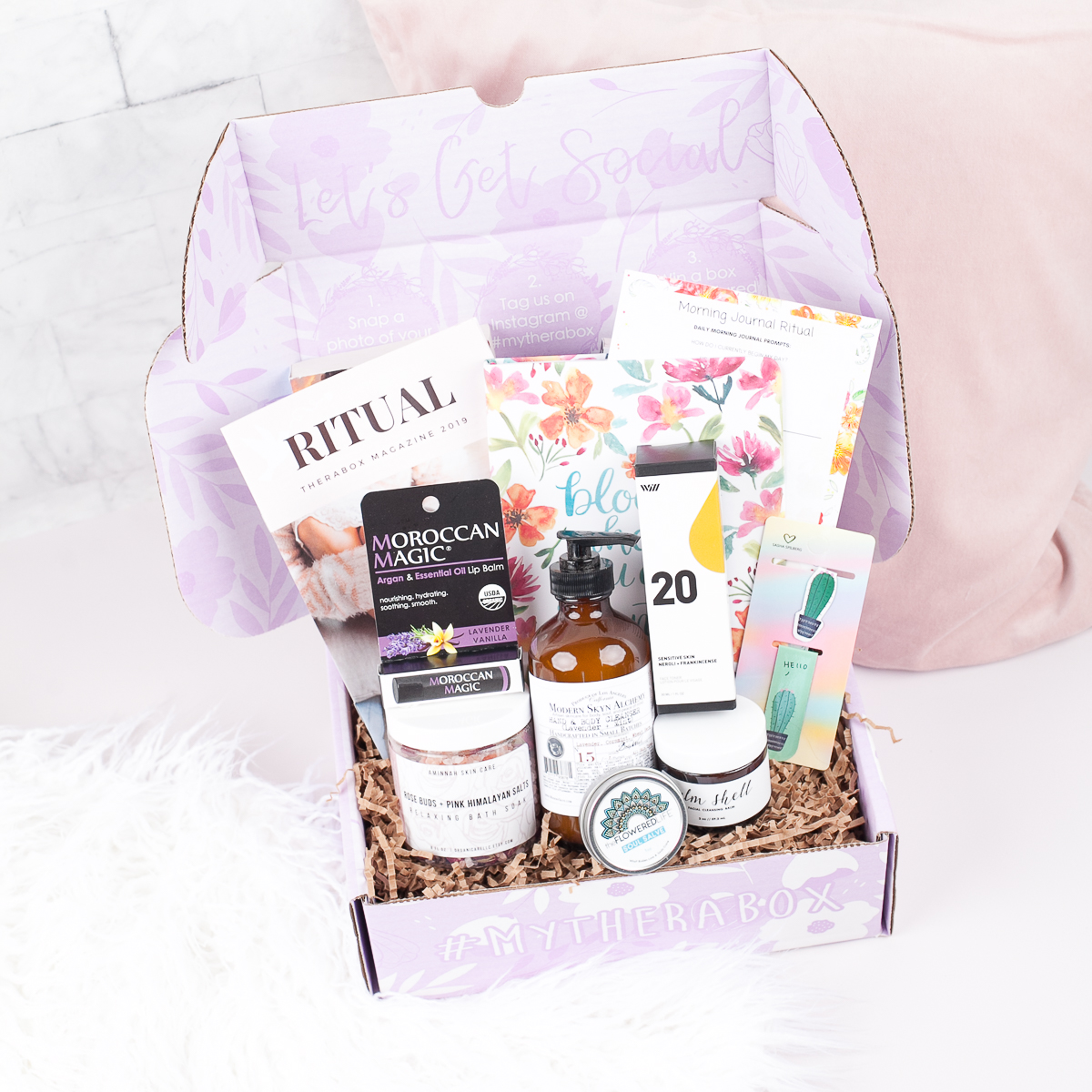 Self-Care Subscription Box by Therabox from Gifter World