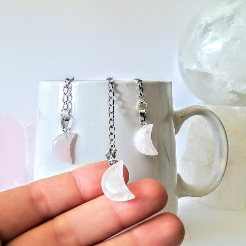Crescent Moon Crystal Tea Infuser for Cute Tea Infusers by Gifter World