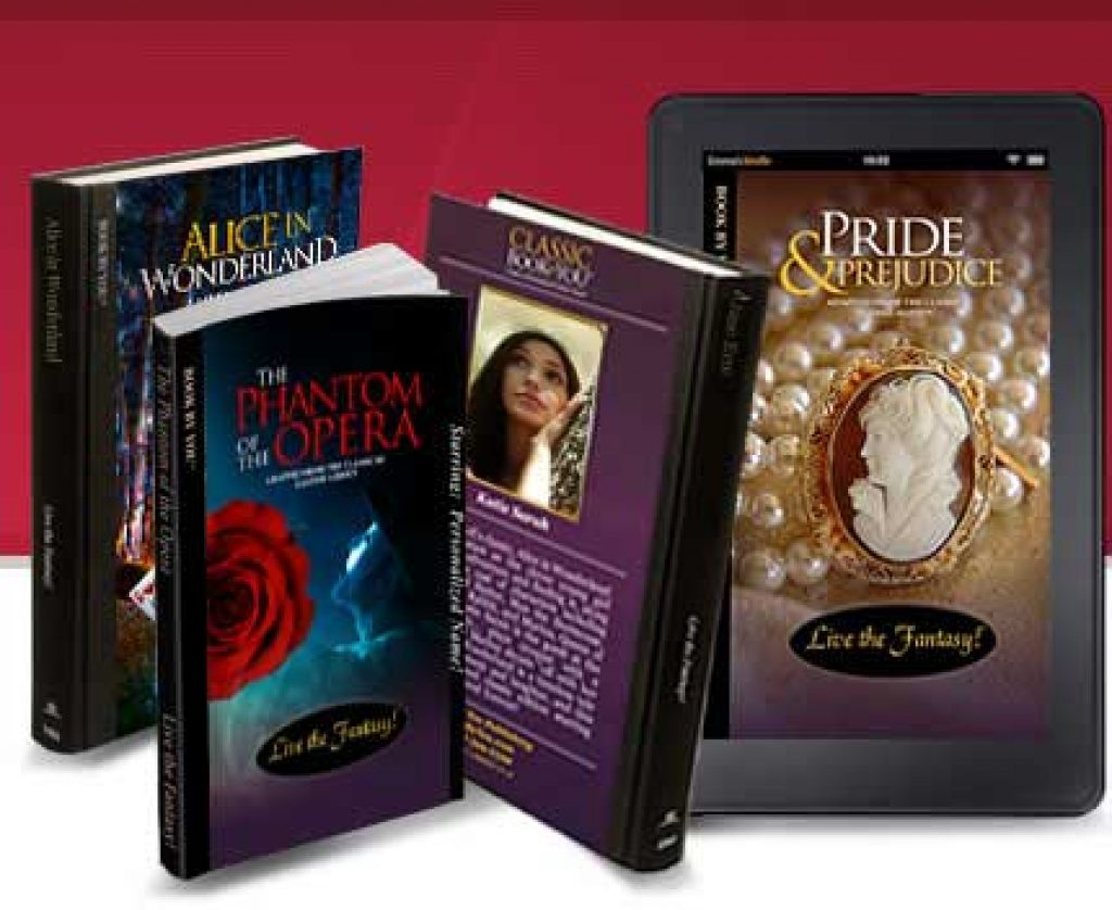 Star in Your Own Personalized Book for Gifts for Book Lovers and Enthusiasts by Gifter World