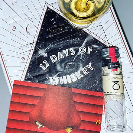 Whiskey Advent Calendar by Flaviar from Gifter World