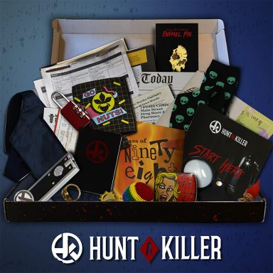 Hunt a Killer Murder Mystery Subscription Box from Gifter World
