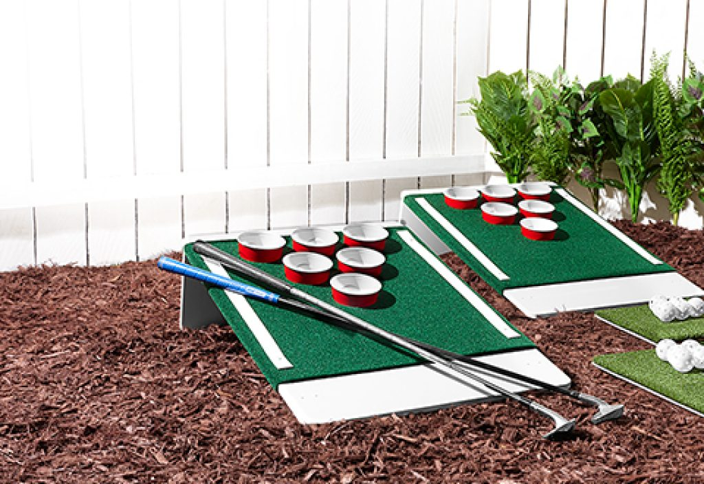 Backyard Beer Pong Golf Unique gift Ideas for Beer Lovers by Gifter World