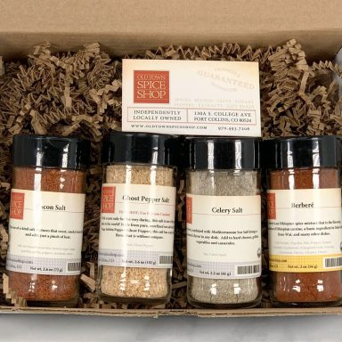 Bloody Mary Spice Set by Gifter World