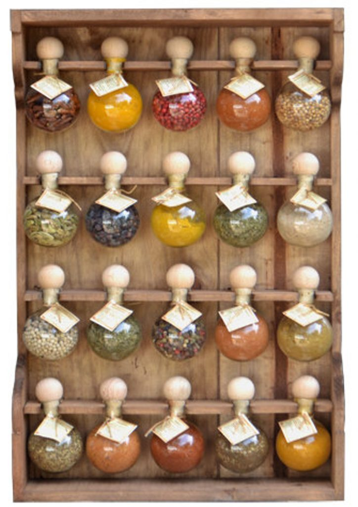 Bubble Spice Rack for Unique Gifts for Chefs and Foodies by Gifter World
