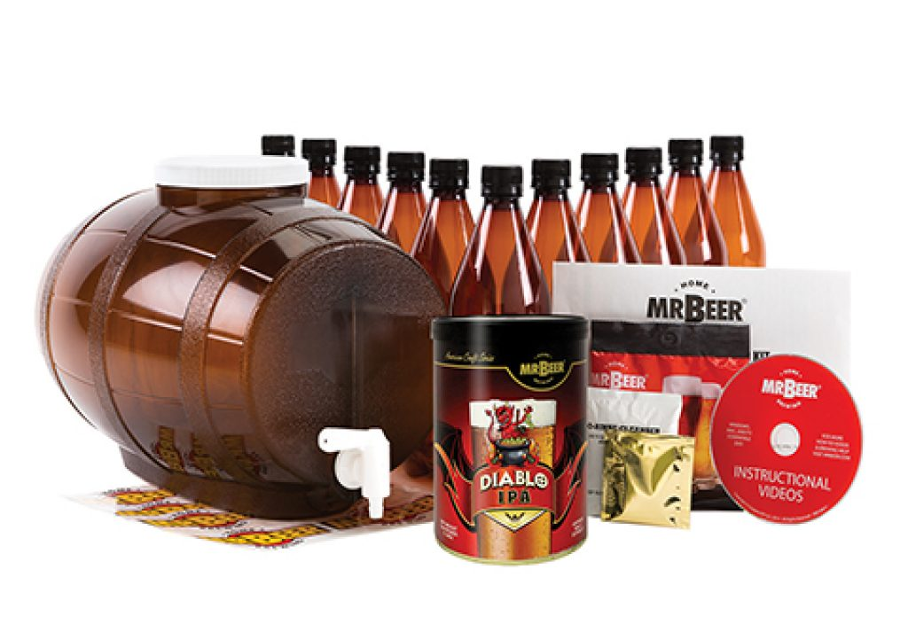 Craft Beer Home Brewing System for Unique Gifts for Beer Lovers by Gifter World