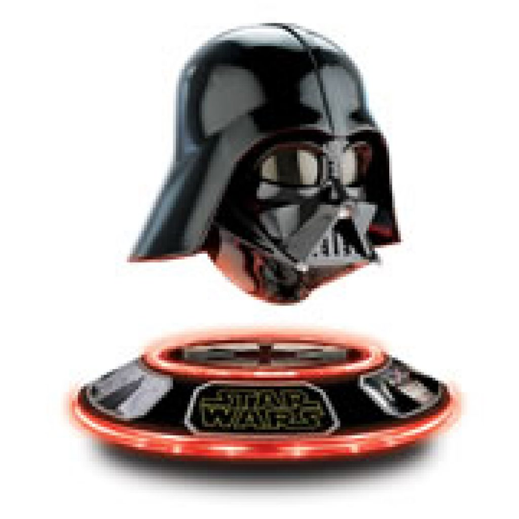Illuminated Darth Vader Levitating Helmet and Fun Tech Gifts for Kids by Gifter World