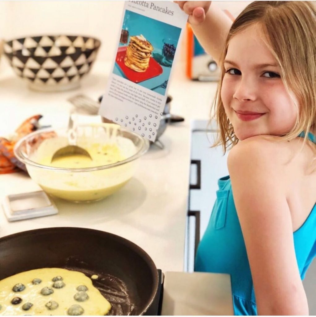 Little Sous Cooking Subscription Box and Unique Educational Gifts for Kids That Aren't Toys by Gifter World
