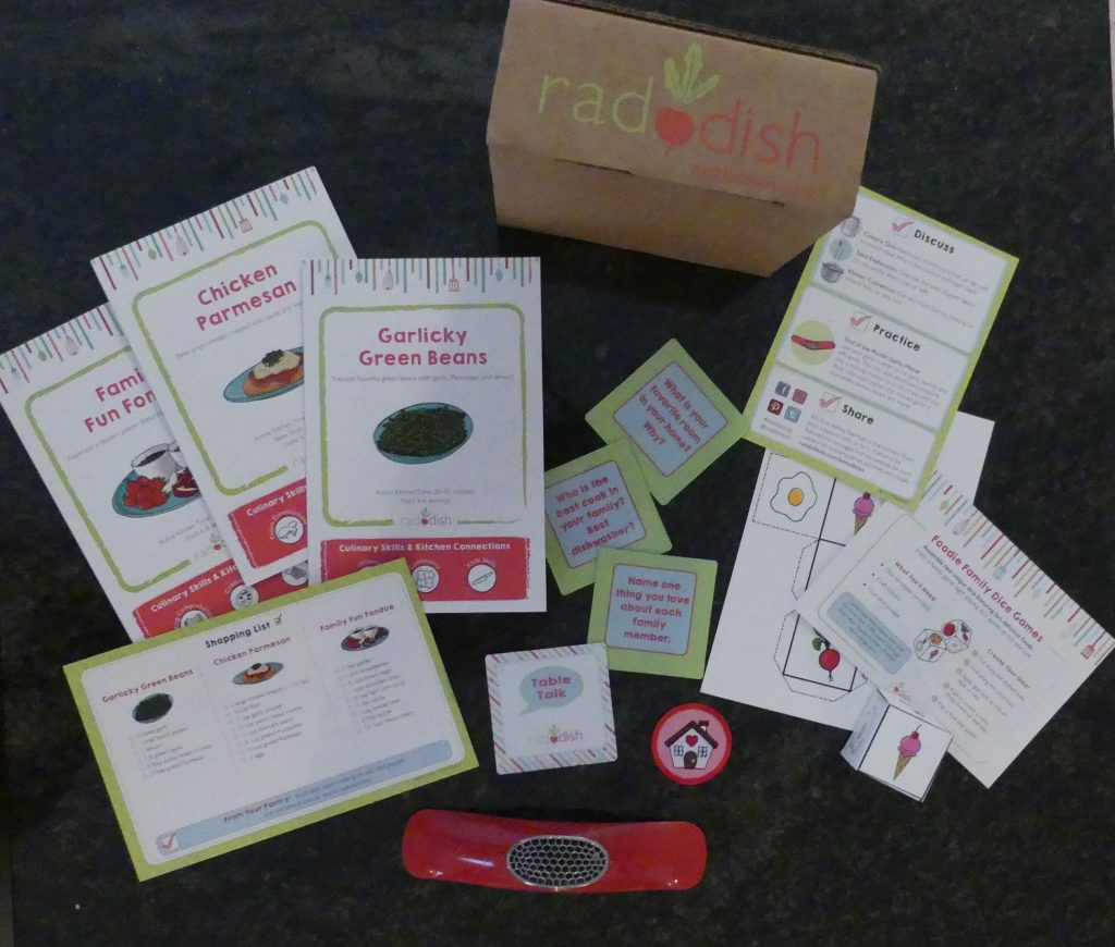 Raddish Cooking Club and Unique Educational Gifts for Kids That Aren't Toys by Gifter World