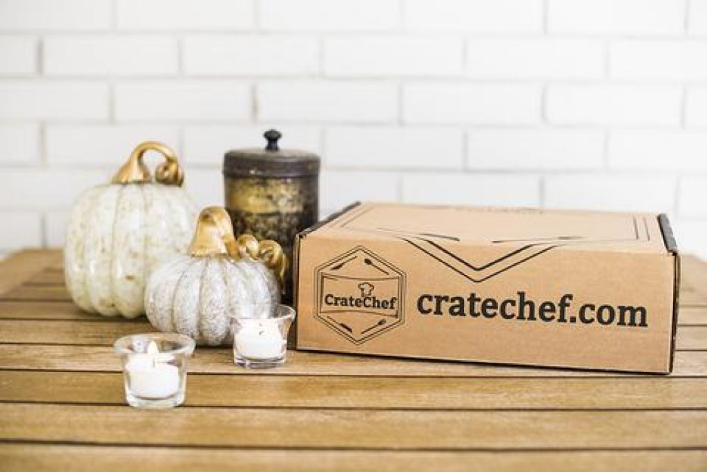 Subscription to CrateChef for Unique Gifts for Chefs and Foodies by Gifter World