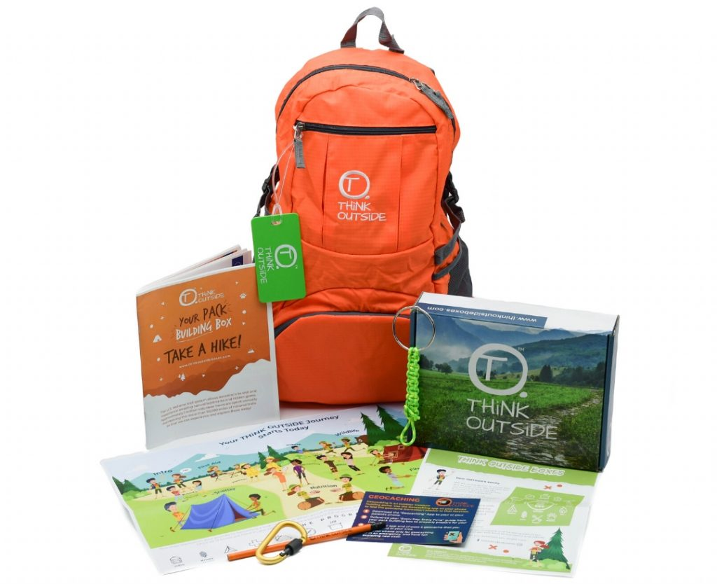 Think Outside Boxes Subscription and Unique Gifts for Campers, Hikers, Survivalists, and Outdoorsy People by Gifter World