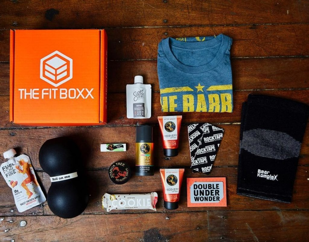 Fit Boxx and The Best Gifts for Gym Rats and Fitness Lovers by Gifter World