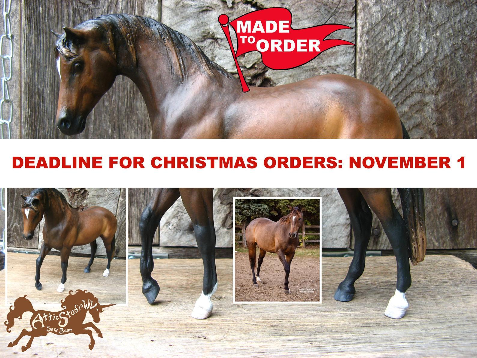 Custom Breyer Horse by Gifter World