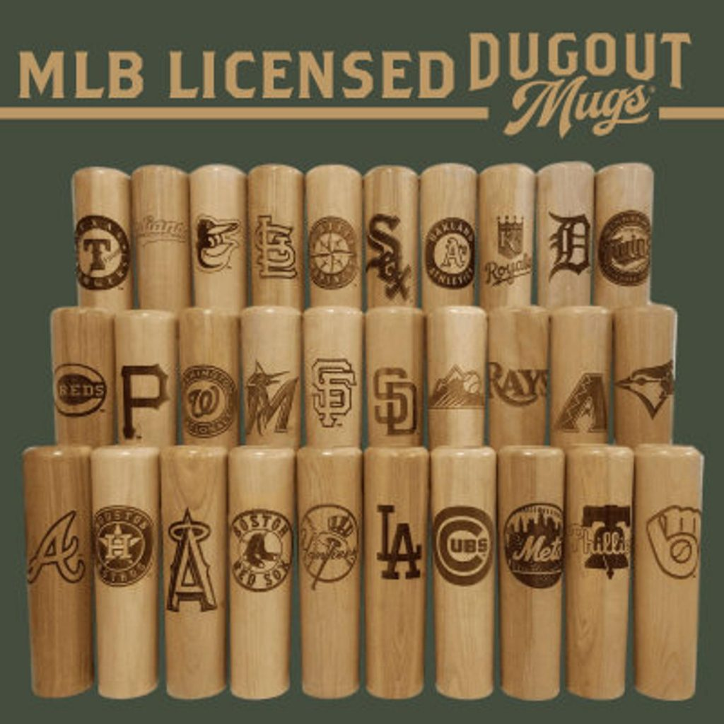 Baseball Dugout Mugs and Unique Gifts for Baseball Fans and Cool Baseball Gifts by Gifter World