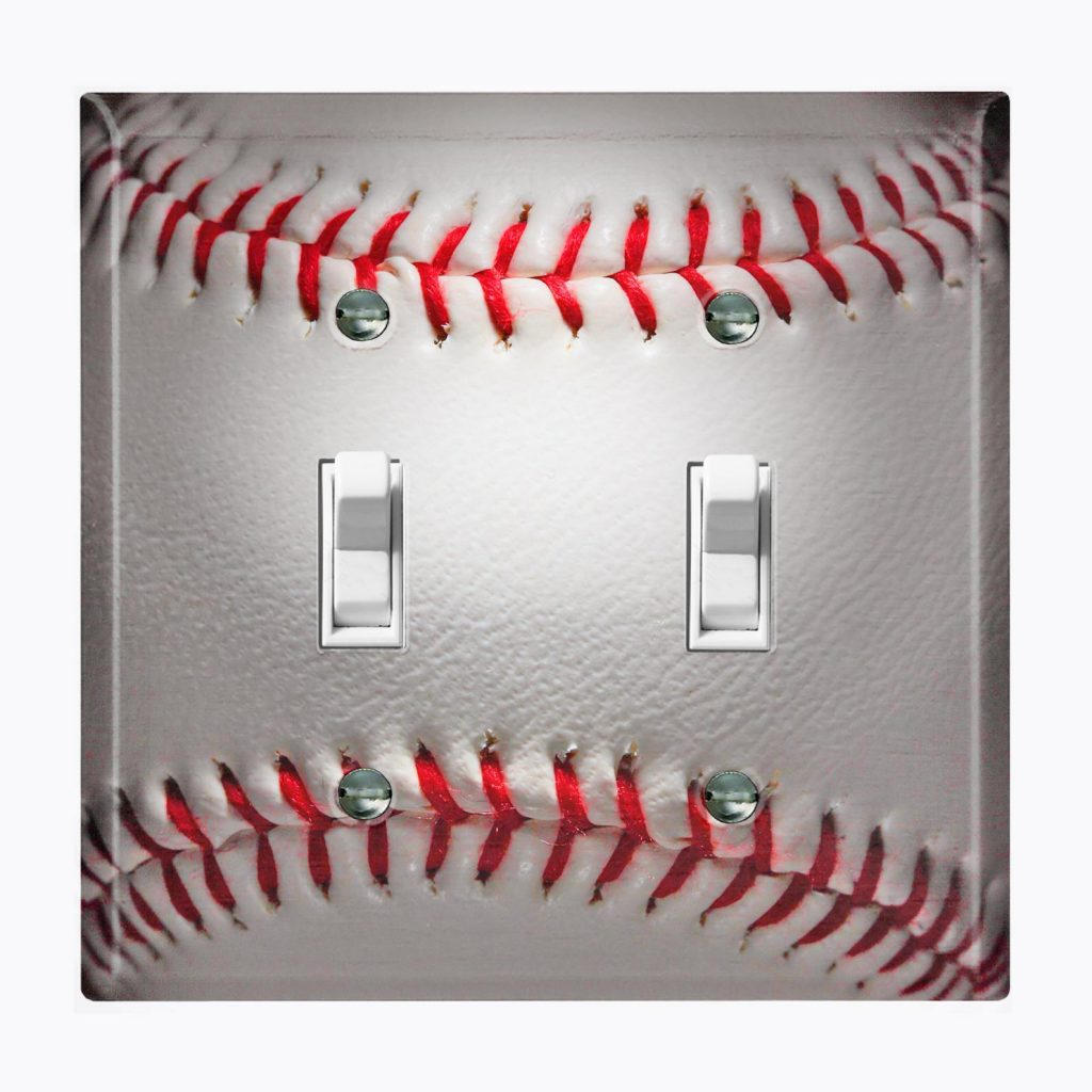 Baseball Plate Covers and Unique Gifts for Baseball Fans and Baseball Gifts by Gifter World