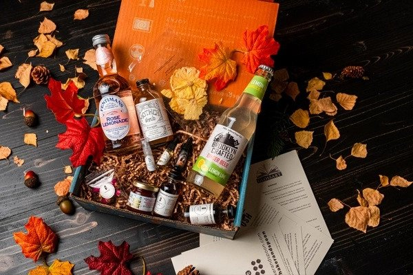 Cocktail of the Month Club Subscription from Shaker and Spoon by Gifter World