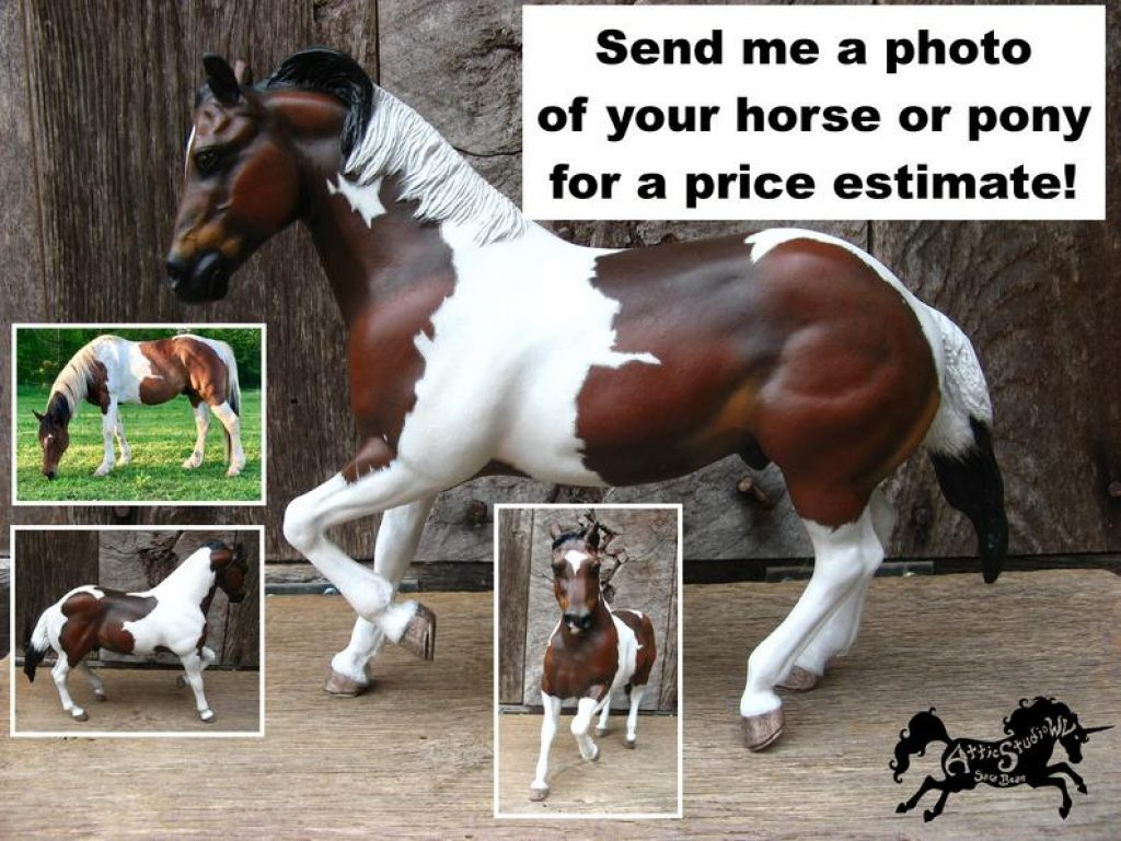 Custom Breyer Horse and Unique Horse Lover Gifts and Equestrian Gifts by Gifter World