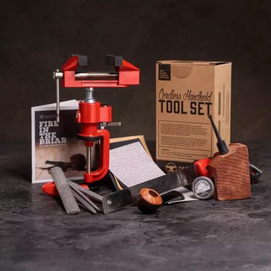 Pipe Carving Kit by Gifter World
