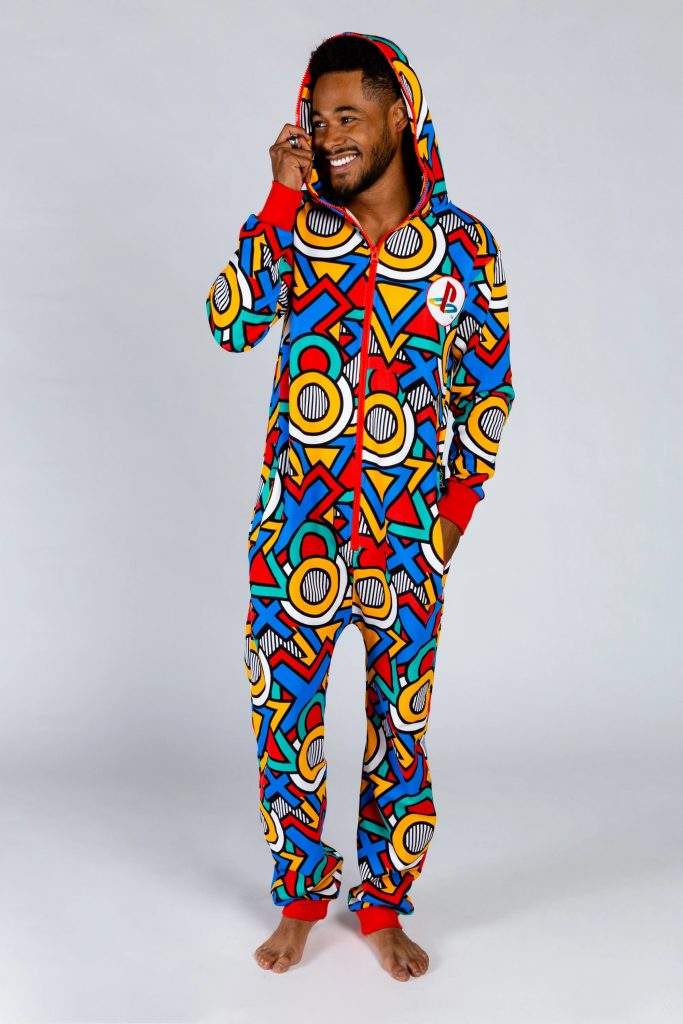 Playstation Onesie and The Best Gifts for Gamers by Gifter World