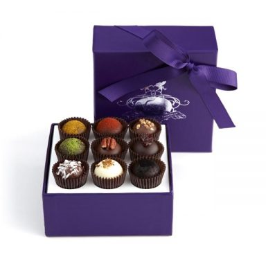 Exotic Truffles by Vosges Chocolate by Gifter World