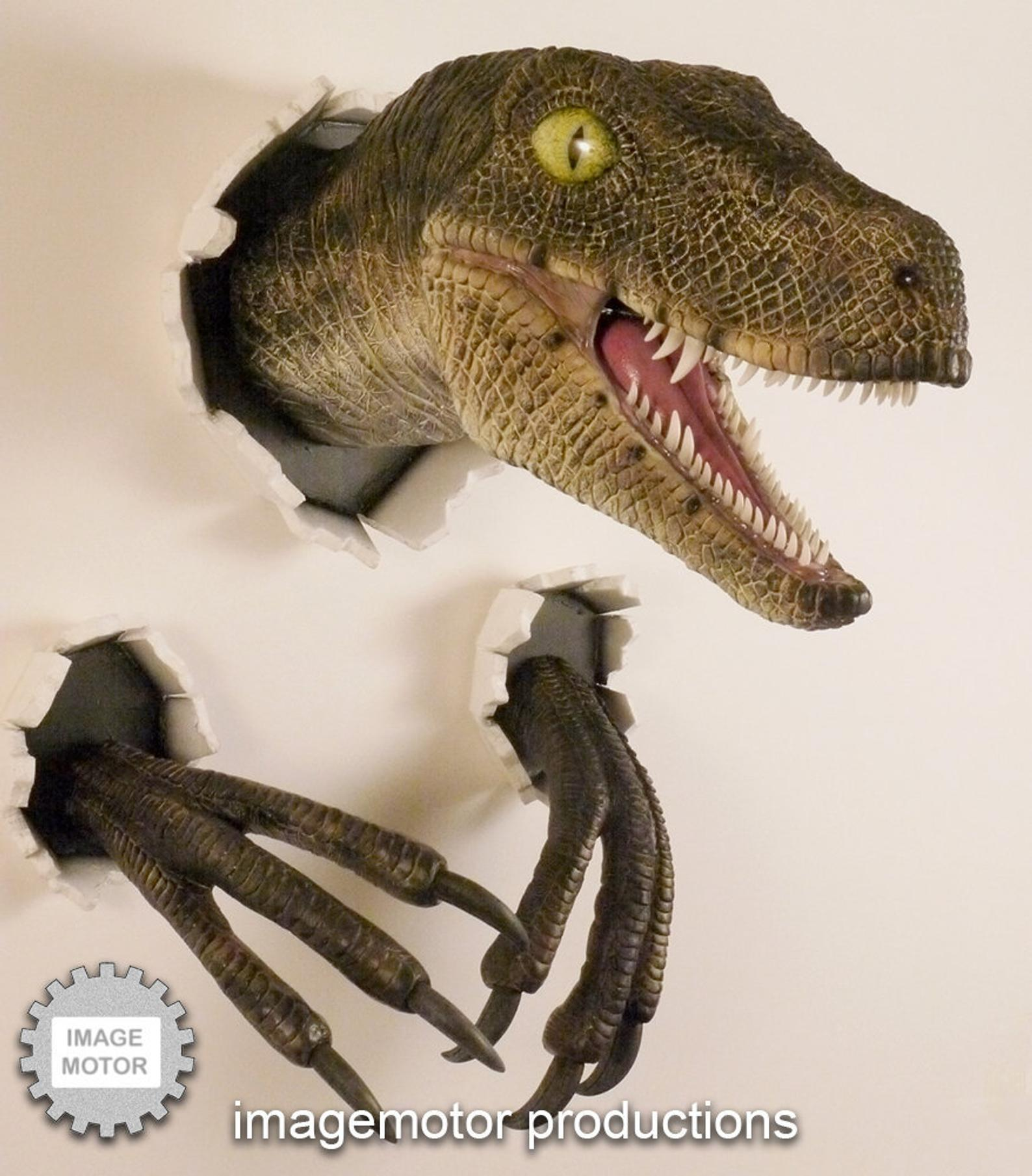 Wall Bursting Dinosaur Wall Decor by Gifter World