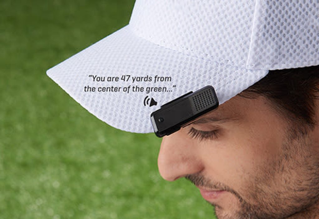 GPS Audible Golf Range Finder and the Best Gifts for Golfers Who Have Everything and Unique Golf Gifts by Gifter World