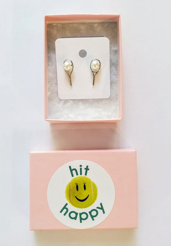 Tennis Racket Earrings and Gifts for Tennis Players and Lovers and Other Tennis Gifts by Gifter World