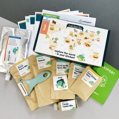 Eat2Explore Kids Cooking Subscription Box by Gifter World