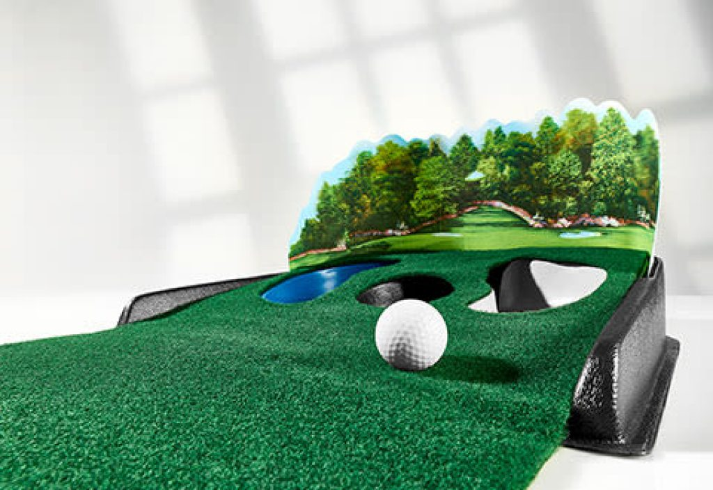 Electronic Return Mat and The Best gifts for Golfers Who Have Everything and Unique Golf Gifts by Gifter World