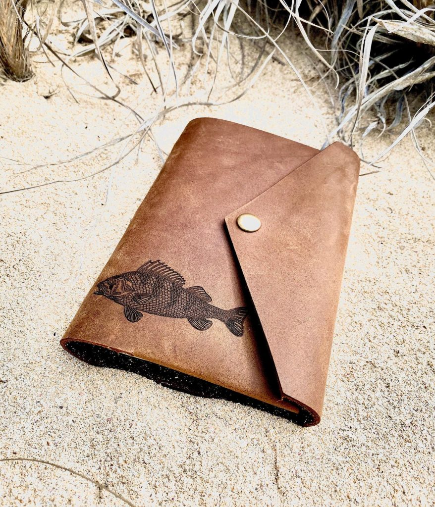Fishing Journal and the Best Gifts for Fishermen and Other Unique Fishing Gifts by Gifter World