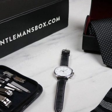 Gentleman's Box by Gifter World