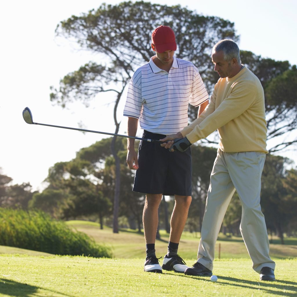Golf Lesson with a PGA Pro and The Best Gifts for Golfers Who Have Everything and Unique Golf Gifts by Gifter World