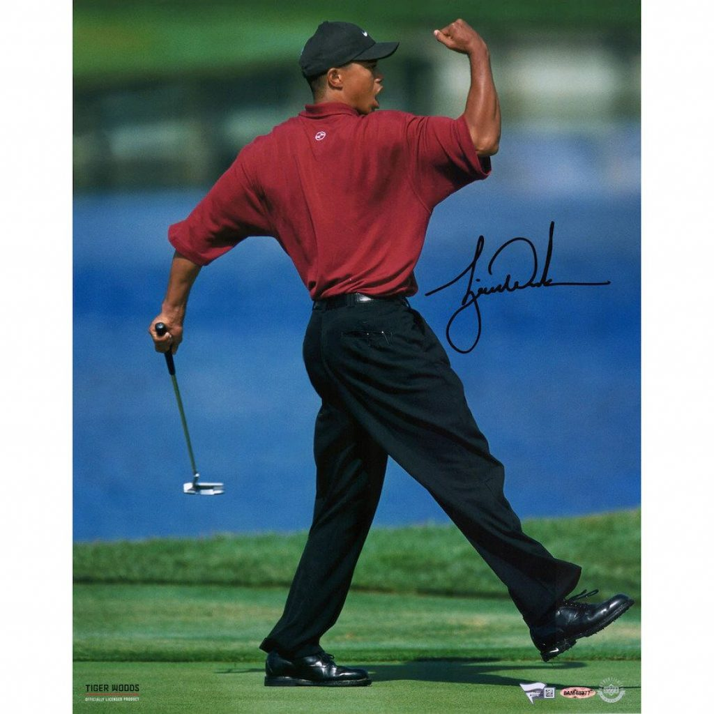 Autographed Sports Memorabilia and the Best Gifts for Golfers Who Have Everything and Other Unique Golf Gifts by Gifter World