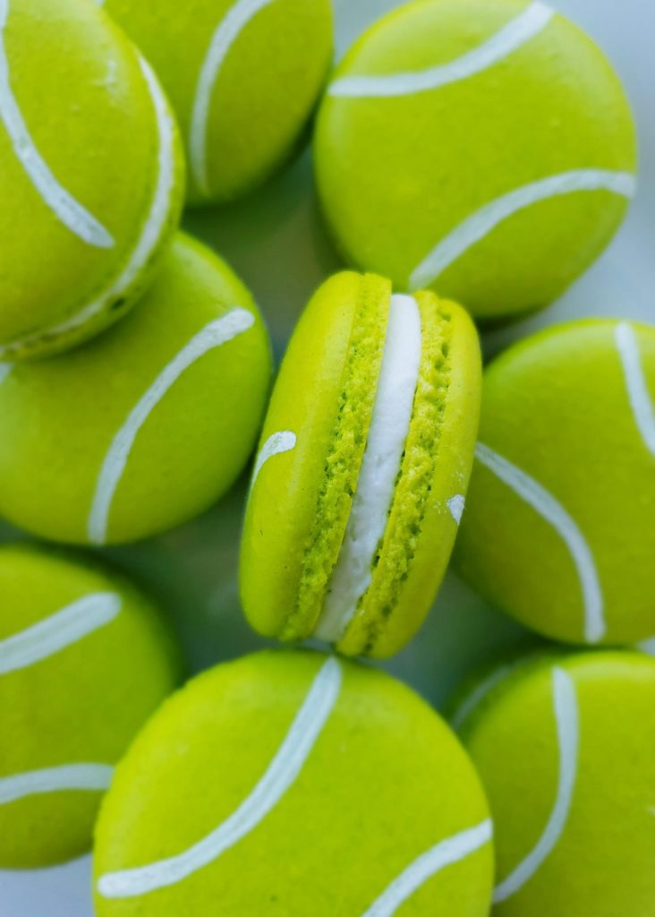Tennis Macaroons and The Best Gifts for Tennis Lovers and Players by Gifter World