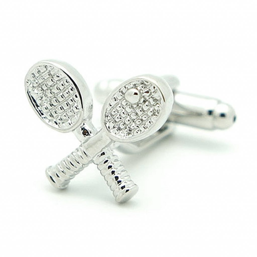 Tennis Cufflinks and Gifts for Tennis Players and Fans and Other Tennis Gifts by Gifter World