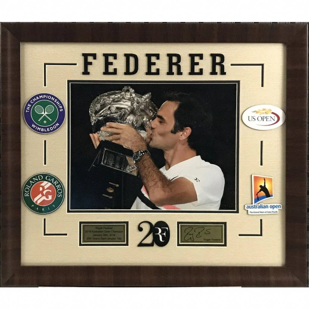 Tennis Memorabilia and Unique Gifts for Tennis Fans and Players by Gifter World