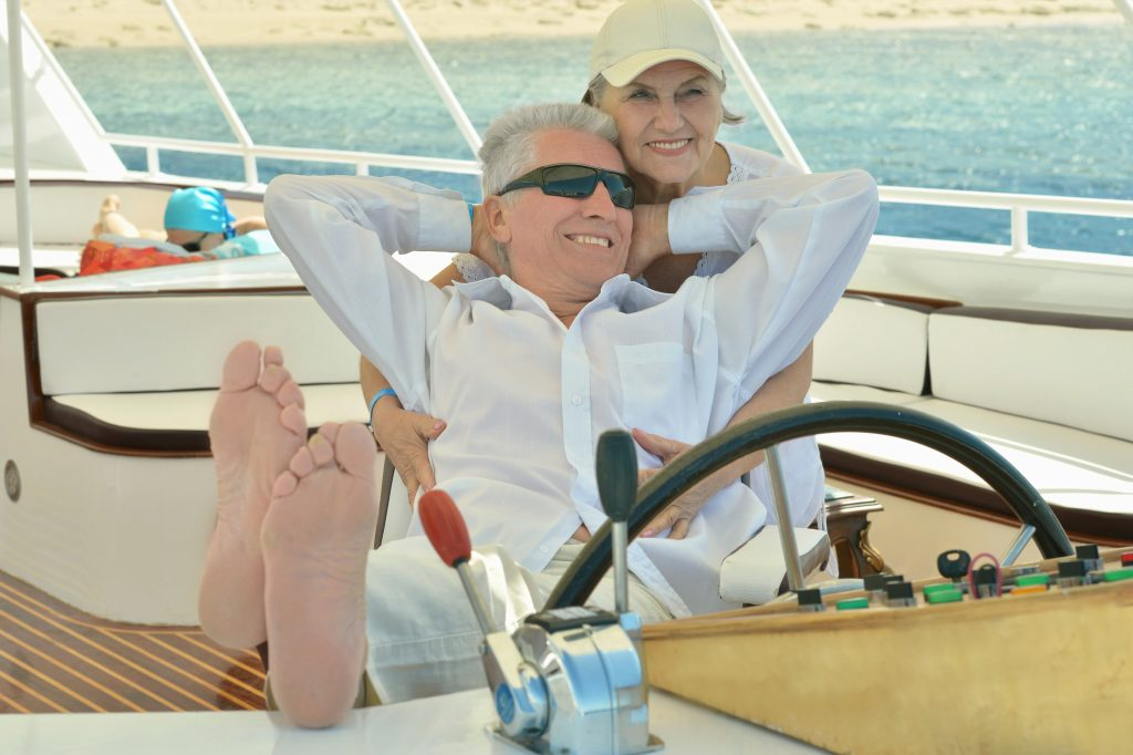 Sailing Adventure Cruise and the Best Gifts for a 70-Year-Old Man by Gifter World