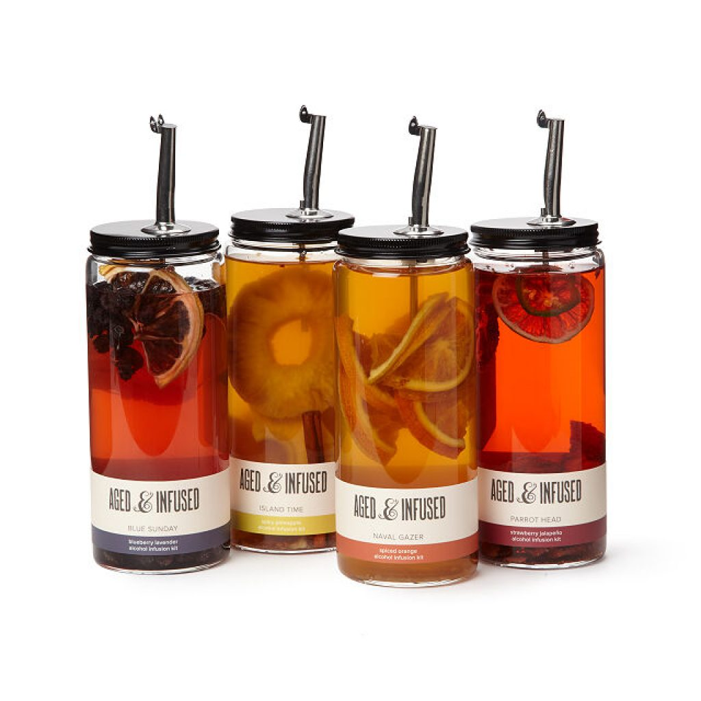 Alcohol Infusion Kit and Unique Wedding Gift Ideas for Couples Already Living Together by Gifter World