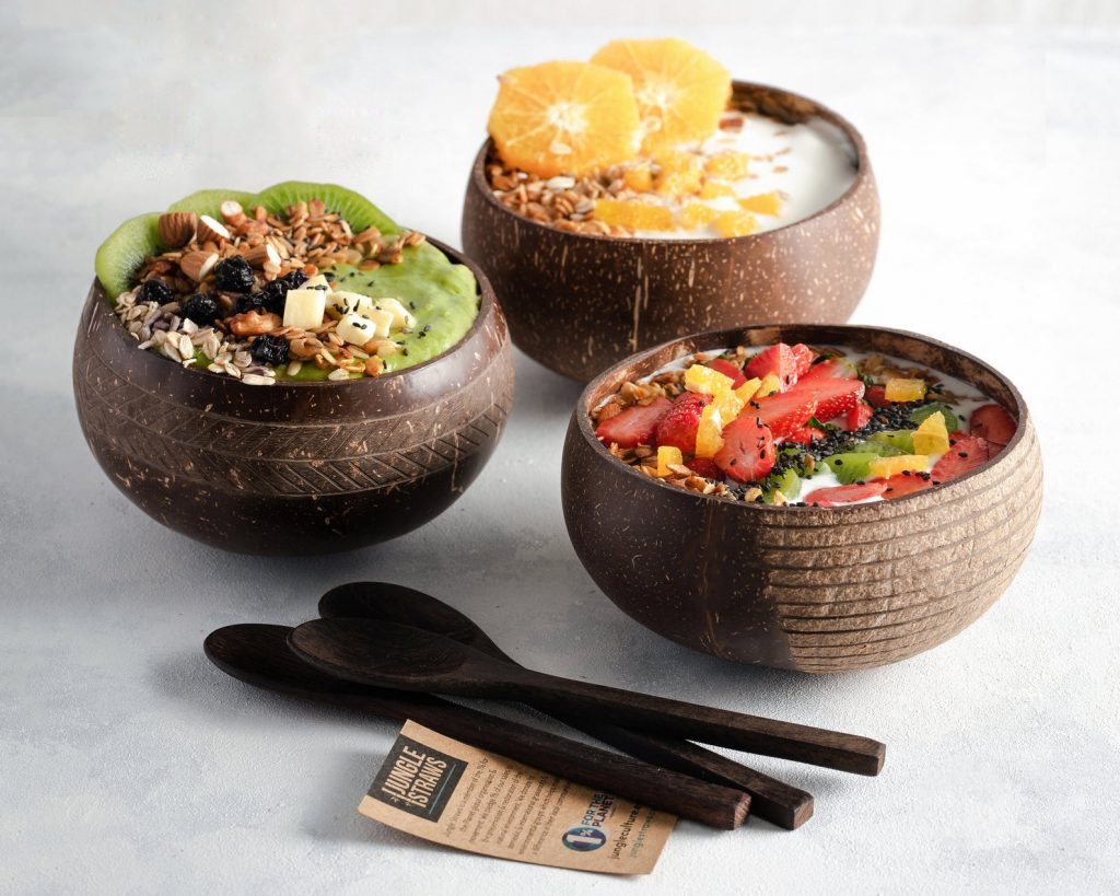 Coconut Bowls and the Best Gifts for the Environmentalist by Gifter World