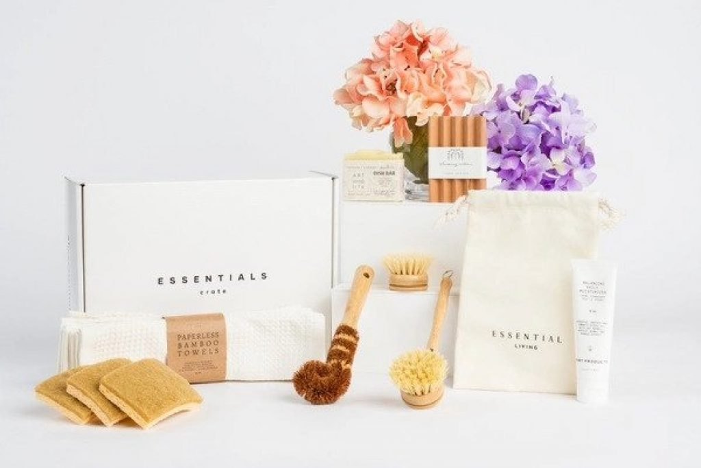 Essentials Crate and the Best Gifts for the Environmentalist by Gifter World
