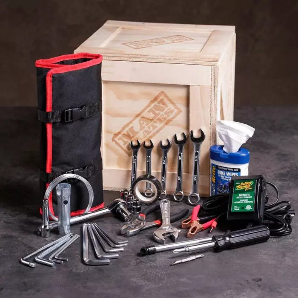 Motorcycle Crate and the Best Gifts for Motorcycle Riders by Gifter World