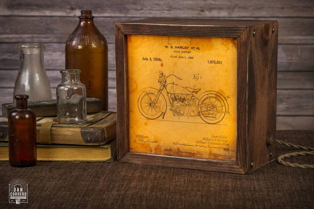 Motorcycle Lamp and the Best Gifts for Motorcycle Riders by Gifter World